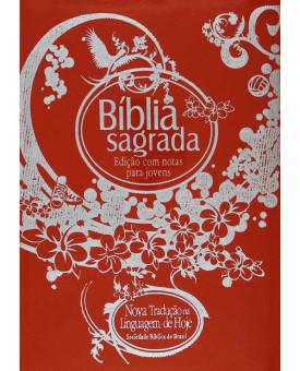 Bíblia Edição Com Notas Para Jovens | Laranja