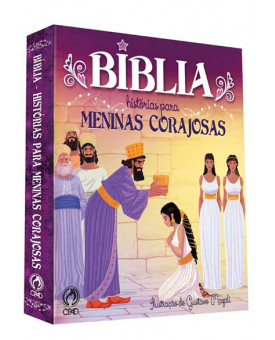 Bíblia | História para Meninas Corajosas | Brochura