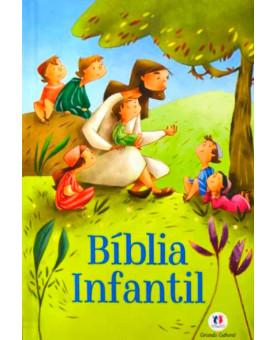Bíblia Infantil | Capa Almofada