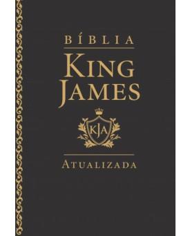 Bíblia King James | Atualizada | Preta