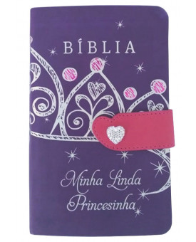 Bíblia Sagrada | Minha Linda Princesinha | NTLH | Sheri Rose