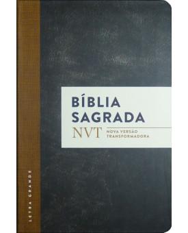 Bíblia Sagrada | NVT | Letra Grande | Flexível | Clássica