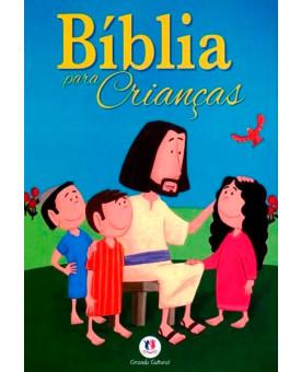Bíblia Para Crianças | Capa Dura