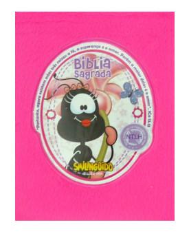 Bíblia Sagrada   Turma Do Smilingüido   Pink   Pelúcia