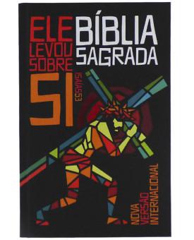 Bíblia Sagrada | NVI | Leitura Perfeita | Letra Normal | Capa Dura | Calvário