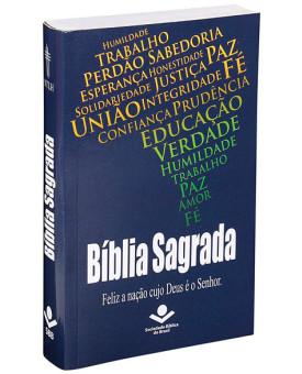 Bíblia Sagrada | NTLH | Letra Normal | Brochura | Evangelismo | Mapa