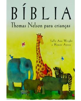 Bíblia para Sagrada | Para Crianças |Thomas Nelson | Capa dura
