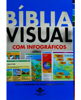 Bíblia Visual Com Infográficos | NTLH | SBB
