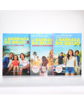 Kit 3 Livros | A Barraca do Beijo | Beth Reekles