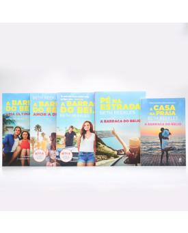 Kit 5 Livros | A Barraca do Beijo | Beth Reekles