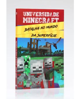 Universidade Minecraft | Batalha no Mundo da Superfície | Winter Morgan