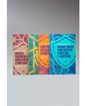 Kit 4 Livros | Para Batalha Espiritual | Thomas Nelson