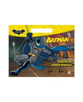 Batman | Desafios do Homem-Morcego | 100 Adesivos | Ciranda Cultural