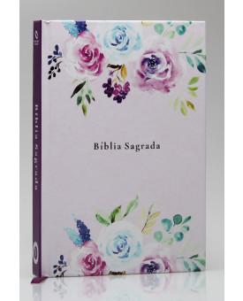 Bíblia Sagrada | NAA | Letra Normal | Capa Dura | Amanhecer