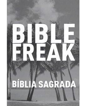 Bíblia Sagrada Jesus Freak | Pr. Lucinho | NVI | Capa Dura | Praia