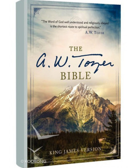 The A. W. Tozer Bible | KJV | Letra Normal | Capa Dura