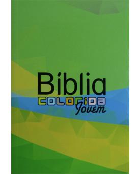 Bíblia Almeida Colorida Jovem | Letra Normal | Brochura | Brasil