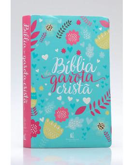 Bíblia da Garota Cristã | NTLH | Letra Normal | Tecido