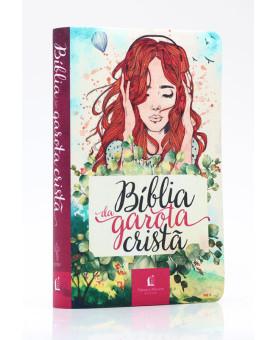 Bíblia da Garota Cristã | NTLH | Letra Normal | Aquarela