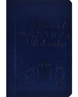 Bíblia Colorida - Azul