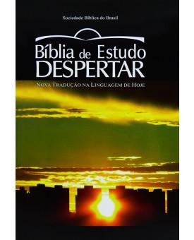 Bíblia De Estudo Despertar | NTLH | Média
