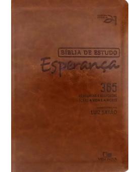 Bíblia de Estudo Esperança | S21