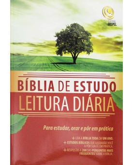 Bíblia de Estudo Leitura Diaria