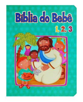 Bíblia do Bebê 1, 2, 3