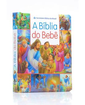 A Bíblia do Bebê | Capa Almofadada | SBB