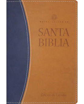 Bíblia Em Espanhol | Santa Bíblia | Edición De Estudo