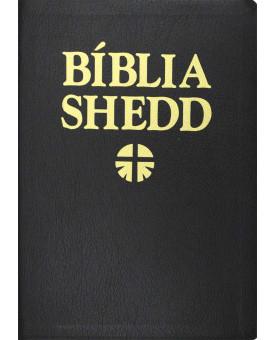 Bíblia de Estudo Shedd | Almeida Atualizada | Covertex | Preta