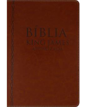 Bíblia King James Atualizada | Marrom