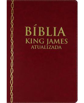 Bíblia King James Atualizada | Vinho