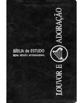 Bíblia De Estudo Louvor E Adoração | NTLH