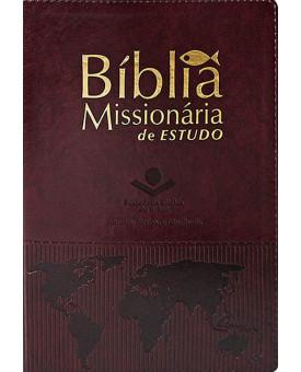Bíblia Missionária De Estudo | RA | Grande