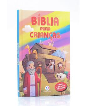 Bíblia Para Crianças | Capa Dura | Ilustrada | Ciranda Cultural