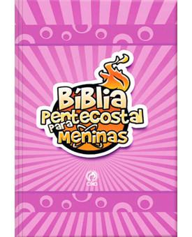 Bíblia Pentecostal Para Meninas