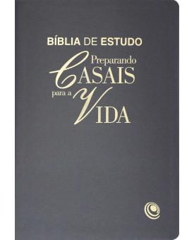 Bíblia De Estudo Preparando Casais Para A Vida | RC