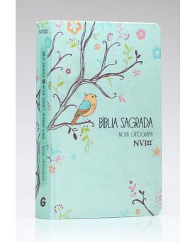 Bíblia Sagrada | NVI | Letra Gigante | Capa Dura | Nova Ortografia | Um Tempo Especial Com Deus
