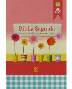 Bíblia Sagrada de Evangelismo | Flores