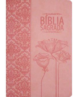 Sagrada Floral Tulipas | RC | Rosa | Letra Grande