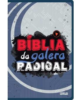 Bíblia da Galera Radical | Nova Tradução Na Linguagem de Hoje | Capa Dura
