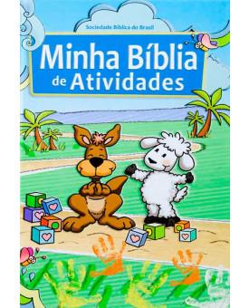 Bíblia Minha Bíblia De Atividades   Nova Tradução Na Linguagem de Hoje