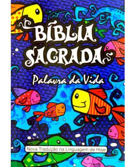 Bíblia Sagrada - Palavra da Vida - Capa Dura
