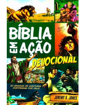 Bíblia em Ação | Devocional | Jeremy V. Jones