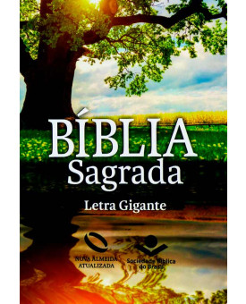 Bíblia Sagrada   RA   Letra Gigante   Brochura   Índice   Árvore