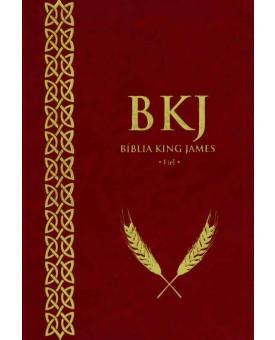 Bíblia King James | Fiel | Vinho