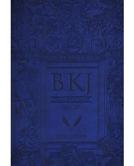 Bíblia King James | Fiel 1611 | Ultra Gigante | Azul
