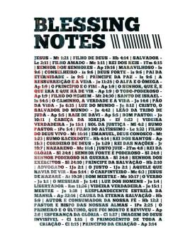 Blessing Notes | E Seu Nome Será