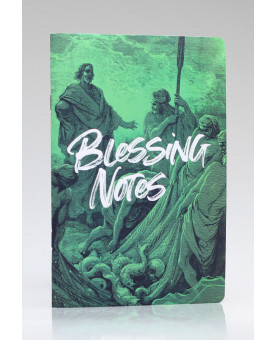Blessing Notes | Lançai a Rede